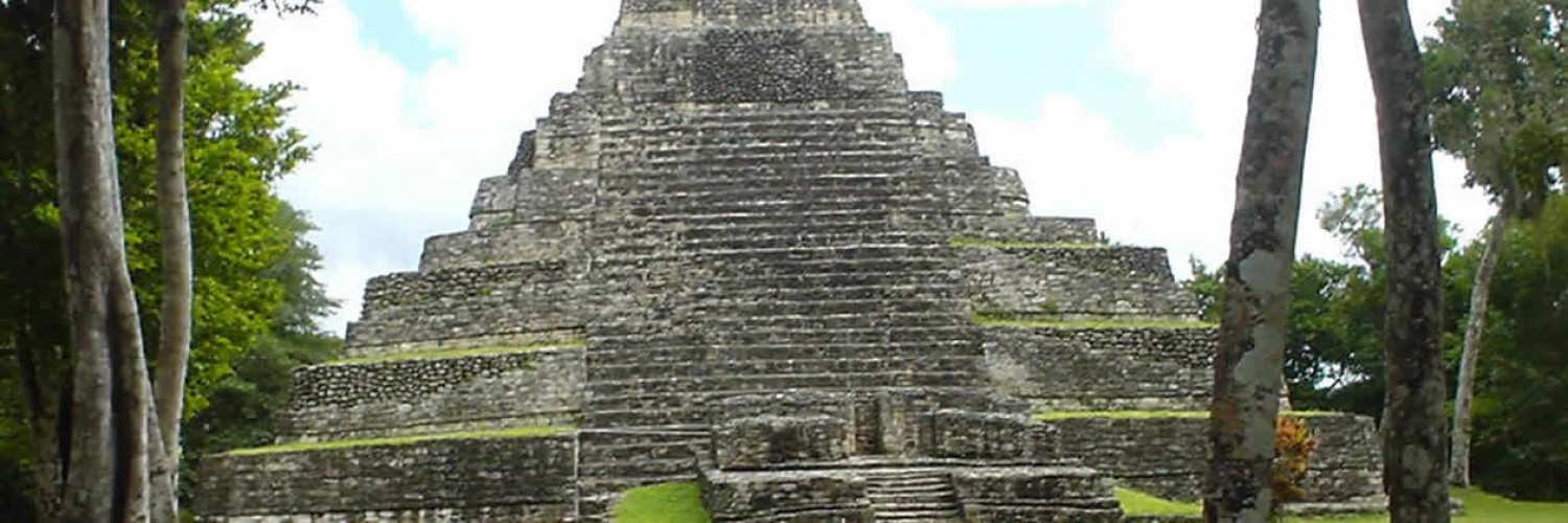 Maya temples of Chacchoben a nice excursion while staying at Hotel Restaurant Maya Luna Mahahual
