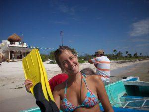 Snorkel tour starting from Hotel Restaurant Maya Luna