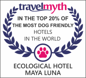 TravelMyth. Hotel Maya Luna is in the top 20% of most dog friendly hotels in the world
