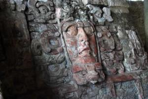 Eco Hotel Restaurant Maya Luna Mahahual. Visit the ruins of Kohunlich