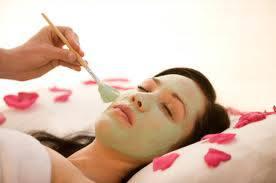 Eco Hotel Restaurant Maya Luna Mahahual. Relaxing facial mask